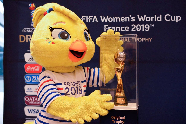 Euro Foot Feminin 2019 Calendrier.Coupe Du Monde Feminine De Football 2019 Le Calendrier Des